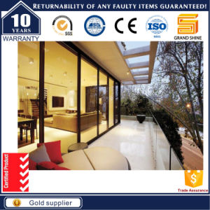 8mm Tempered Glass Sliding Glass Door with CE&ISO9001 pictures & photos