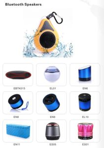 Portable Mini Bluetooth Speaker for Promotion pictures & photos