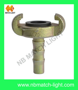 EUR Type Carbon Steel Universal Crowfeet Hose End Coupling pictures & photos