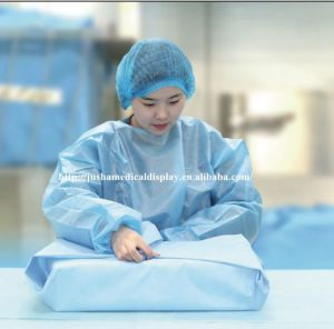 150cmx150cm SMS Non Woven for Medical Packing, Wrap Materials pictures & photos