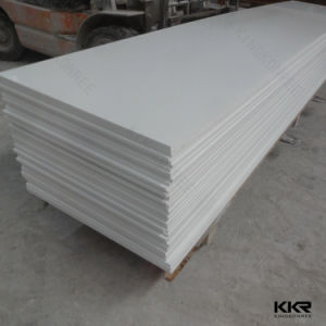 Pure White Acrylic Solid Surface Sheets for Wall Paneling pictures & photos