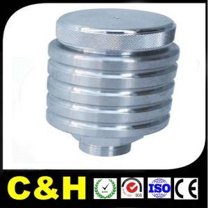 Aluminum Hand Bar Parts CNC