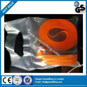 Auto Ratchet Tie Down Strap Cargo Lashing Polyester-Ties pictures & photos