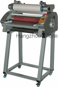 Tr-480 A2 Type Hot and Cold Roll Laminator Machine pictures & photos
