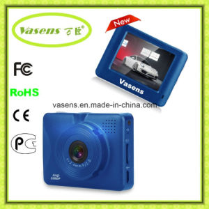 Car DVR with 1080P Resolution Blue Color Car Black Box pictures & photos