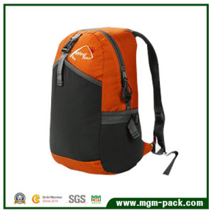 Factory Price Orange Backpack Bag for Sport and Travel pictures & photos