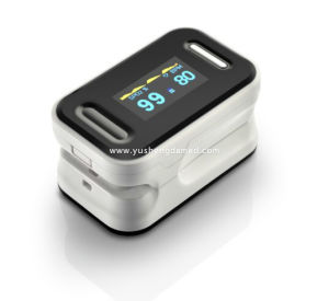 Ce Medical Equipment Fingertip OLED Monitor Pulse Oximeter pictures & photos