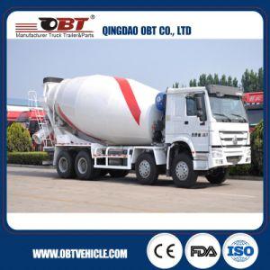 10cbm Concrete Mixer Semi Trailer/Truck Trailer pictures & photos