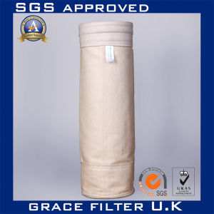 Strong Abrasion and Heat Eesistance Filtration Material, Aramid Filter Felt pictures & photos