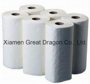24 Giant Rolls Pick-a-Size White Paper Towels (GD-PPT103) pictures & photos