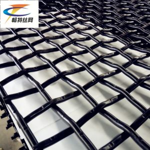 High Carbon Mining Screen Wire Mesh pictures & photos