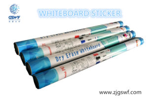 Dry Erase Whiteboard Sticker for DIY Retailer Wf109 pictures & photos
