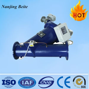 Vertical Self-Cleaning Water Brush /Suction Filters