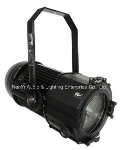 80W LED Fresnel Mute (no fan) Spotlight for Music Hall