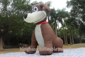 Giant Costume Animal Figure Moving Walking Action Inflatable Cartoon Dog pictures & photos