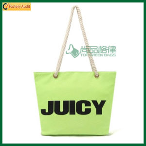 Reusable Polyester Lady Shopping Tote Bags (TP-TB162) pictures & photos