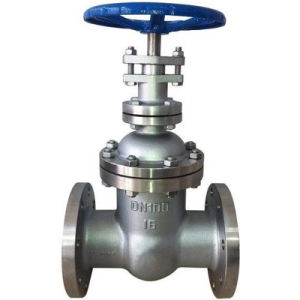 GOST 12815-80 Flange Standard Gate Valve with Cu-Tr Certificate pictures & photos