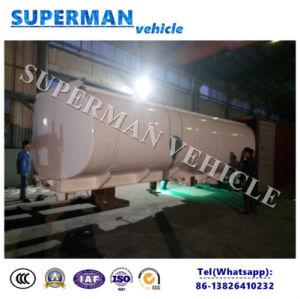 35cbm/ 45cbm/ 55cbm/ 60cbm 3 Axle Fuel/Oil Tanker Semi Trailer pictures & photos