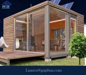 2015 New China Building Container House with Bedroom