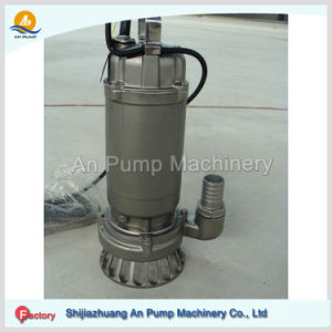 Envirionment Protecting 4inch Submersible Sand Resistant Pump pictures & photos