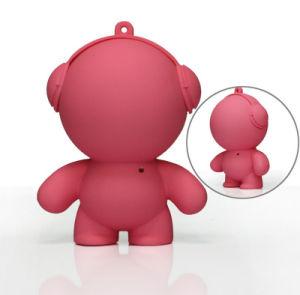 Factory Price 3.5mm USB Mini Speaker Cute Cooler Cartoon Speaker pictures & photos