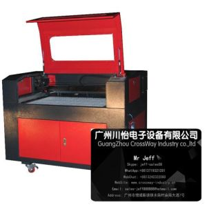 Laser fabric Carving and Engraving Machine 6090