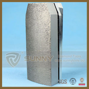 Metal Bond Diamond Polishing Brick/Diamond Fickert pictures & photos