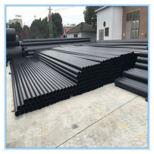 HDPE Plastic Pipe Dn110mm, Pn1.0 for Sewage/Water/Gas/Oil