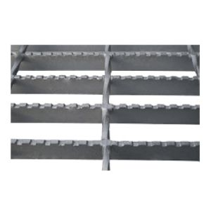 Serrated Loading Bar Steel Grating pictures & photos
