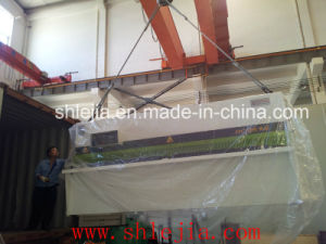 Hydraulic Swing Beam Shearing Machine (QC12KS) pictures & photos