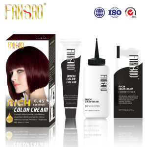 Long Lasting Shiny Natural Looking Colorful Hair Color Dye