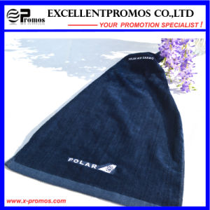 Jacquard Towel Logo Customized Advertising Towel (EP-T58703) pictures & photos