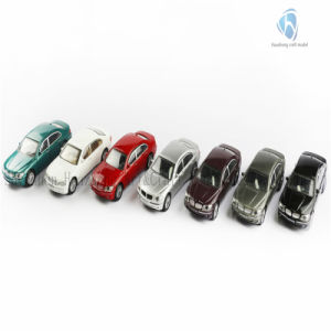 1: 50 Scaled Plastic BMW & Benz Model Car