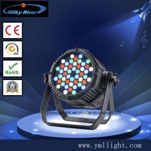 LED PAR48 X3w RGBW Lighting pictures & photos