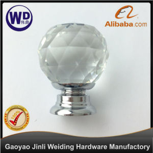 Crystal Furniture Glass Knob Gk-004 pictures & photos