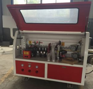 Pre-Milling Automatic Edge Banding machine for Woodworking with Slotting pictures & photos