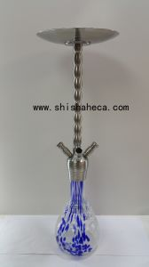 Factory Outlets Stainless Steel Shisha Nargile Smoking Pipe Hookah pictures & photos