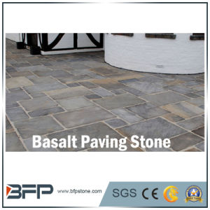 Natural Basalt Paving Stone/Cobble for Outdoor, Driveway, Garden, Landscape pictures & photos