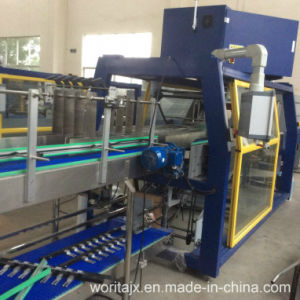 Wd-450A One Roller Film Shrink Packing Machinery for Cosmetic Jar (WD-450A) pictures & photos