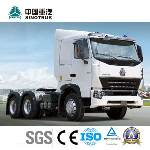 Hot Sale Cnhtc HOWO-A7 Euro II~IV High Roof Tractor of 4X2