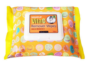 Inventory Make-up Remover Wipes / Non-Woven /Disposable Wet Wipes pictures & photos