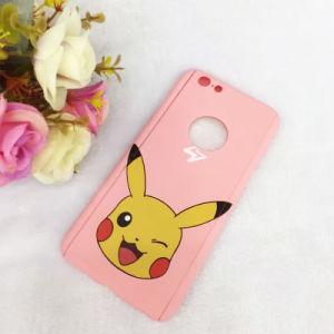 Cartoon Pokemon Go PC Case for iPhone 6/6 Plus