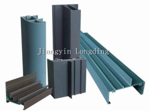 Aluminium Extrusion Profiles for Doors pictures & photos