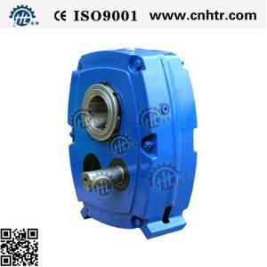 Hxgf&Smr Series Helical Shaft Mounted Gearbox pictures & photos