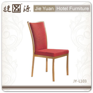 Factory Direct Sale Upscale Hotel Banquet Aluminum Chairs (JY-L103) pictures & photos