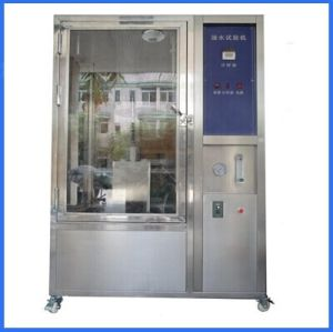 Ipx1 Ipx2 Climatic Testing Chamber Water Rain Drip Test Chamber pictures & photos
