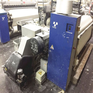 Second-Hand Original Toyota610 Air Jet Loom Machinery pictures & photos