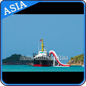 Inflatable Adjustable Yacht Slide, Luxury Inflatable Yacht Slide for Sea pictures & photos