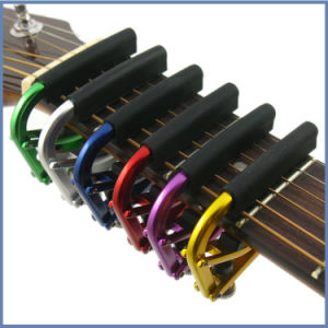 Guitar Tuner on Guitar Capo pictures & photos
