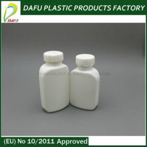 50ml PE Oval Shape Liquid Plastic Container pictures & photos